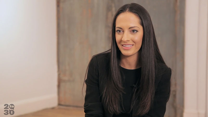 VP of Business Development at Gawker Media, Erin Pettiigrew talks about finding balance in her career.