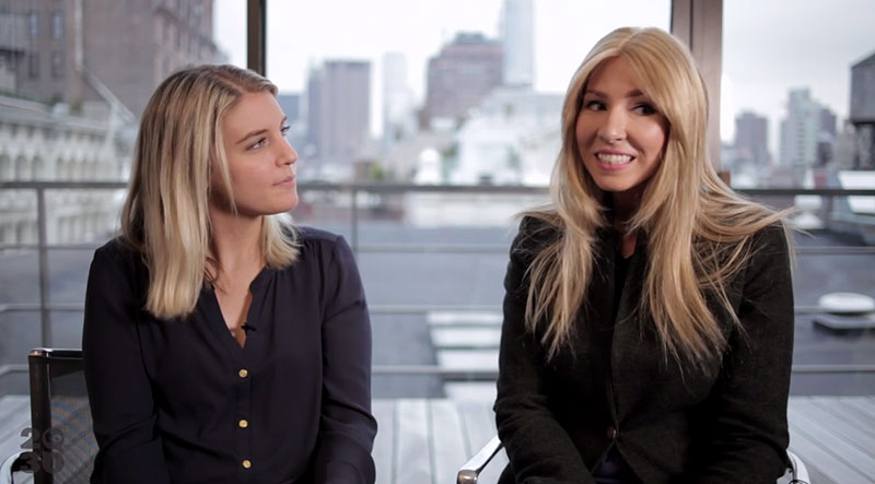 The founders of HeTexted talk to20to30 about launching their company.