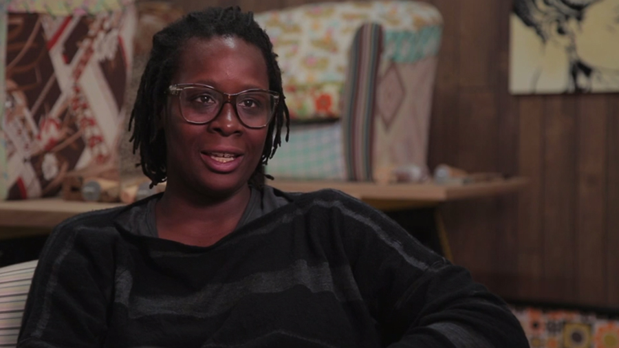 Mickalene Thomas' Advice