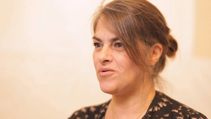 Tracey Emin talks about the friends she had in her 20s.