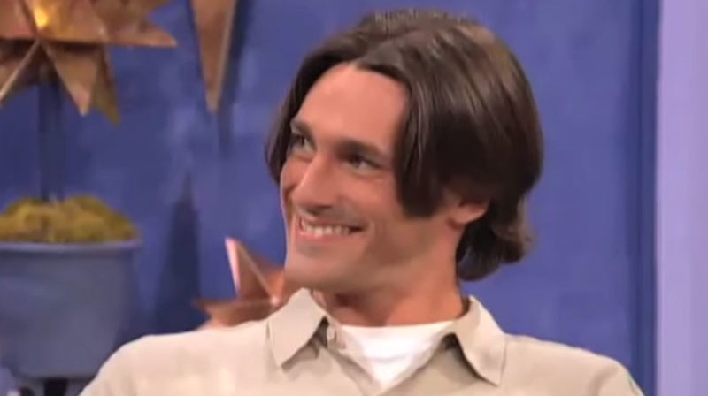 Even Jon Hamm Went Through An Awkward Phase