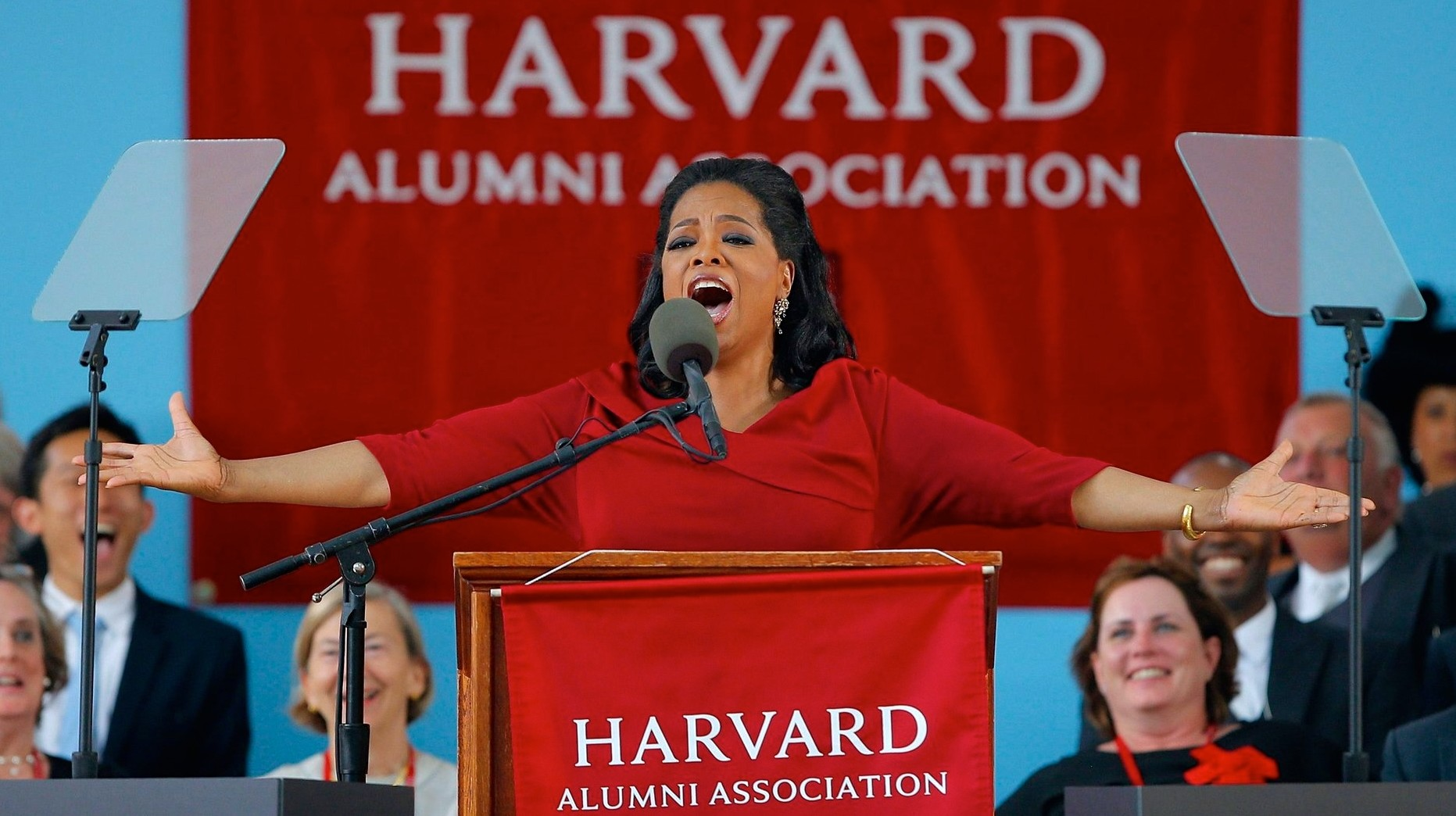 10 Bits Of Wisdom From Graduation Speeches