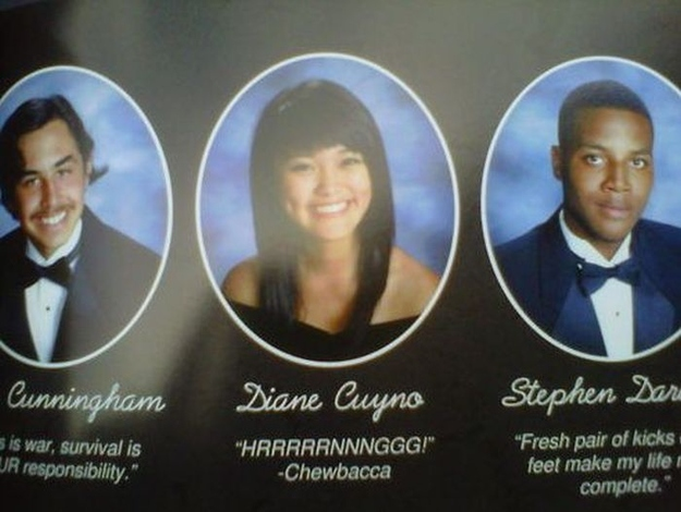 These 20 Yearbook Quotes Are Everything | 20to30