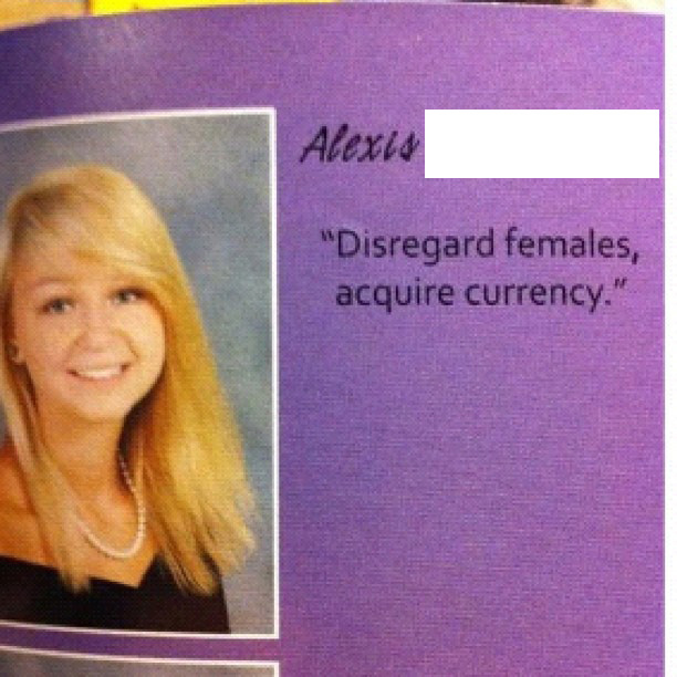 These 20 yearbook quotes are everything 20to30 urtaz Choice Image