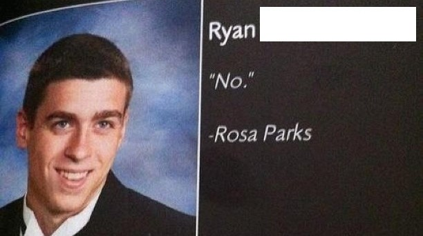 These 20 Yearbook Quotes Are Everything