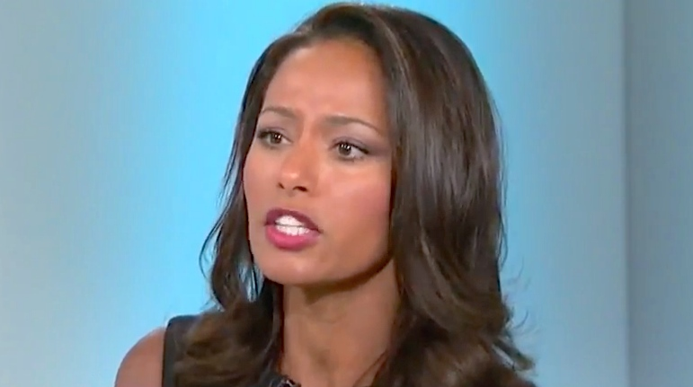 Rula Jebreal on Gaza Coverage: 'We are disgustingly biased on this issue!'