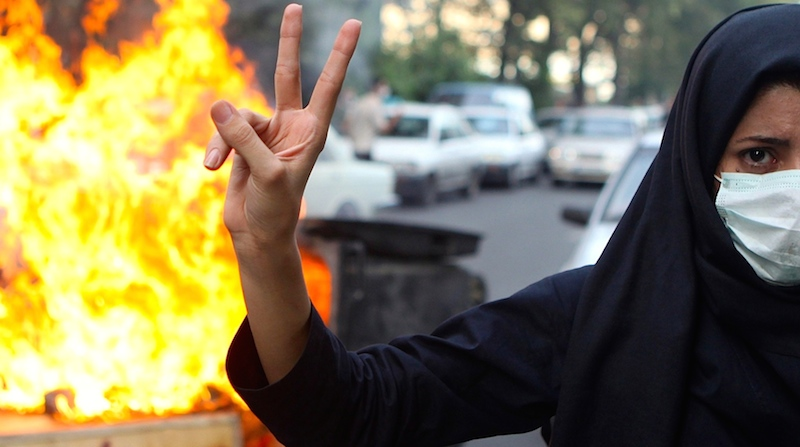 Sex Is The New Protest for Islamic Iran