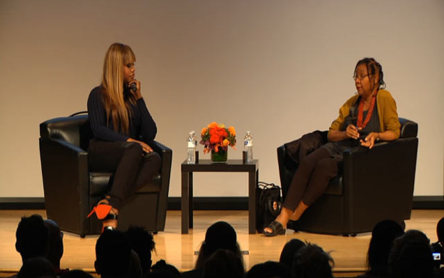 bell hooks Scholar-In-Residence at The New School