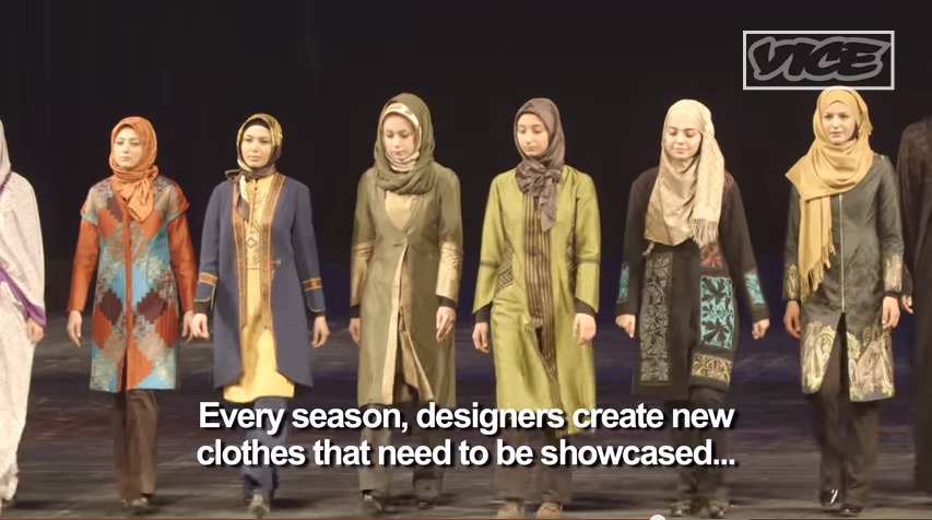 Iran's Fashion Renaissance: VICE Reports